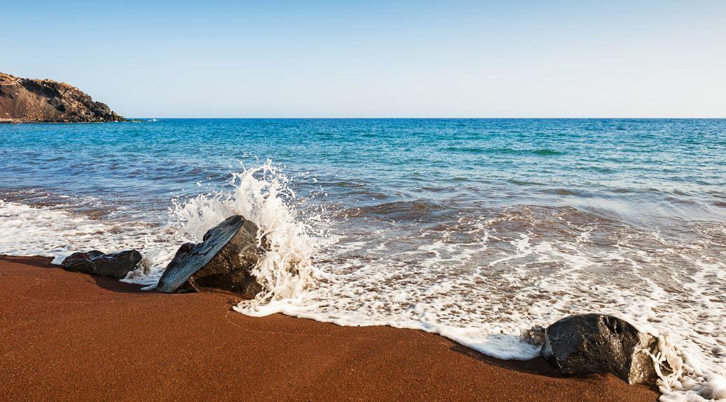 Santorini Natural Resources