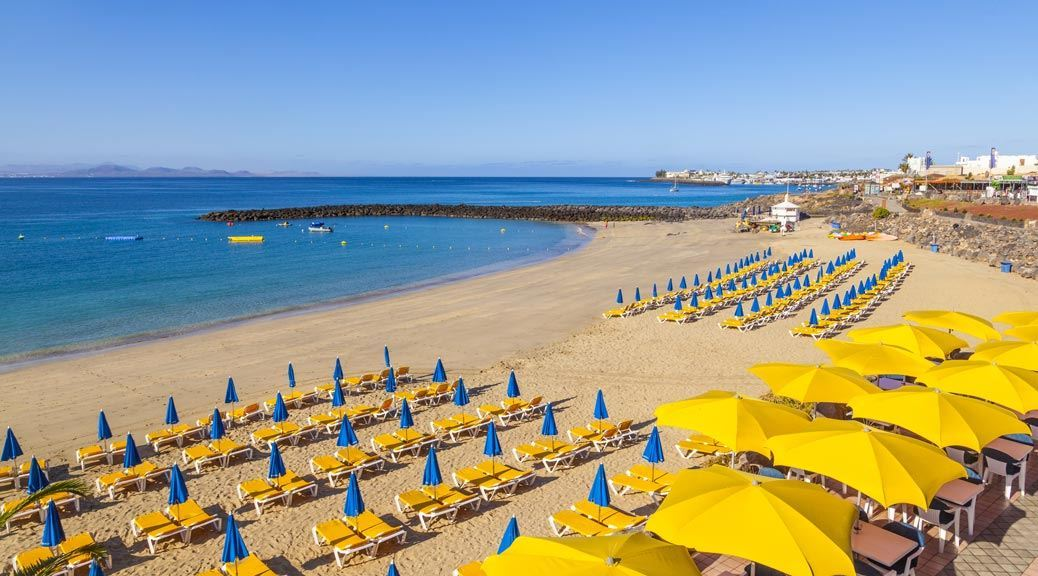 Best Places In Lanzarote For Beach