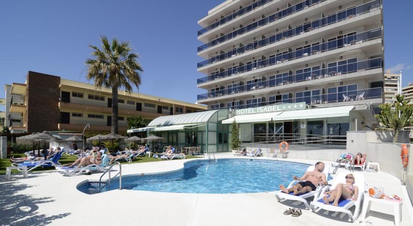 Book isabel hotel torremolinos costa del sol for Hotel luxury costa del sol torremolinos