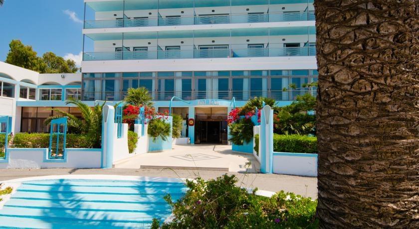 Belair Beach Hotel Ixia Rhodes Reviews