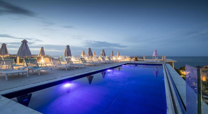 Image result for golden beach hotel crete