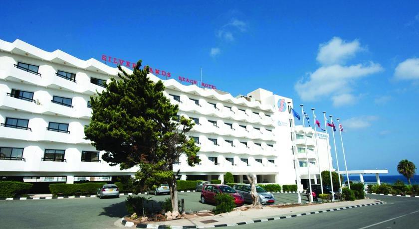Book Silver Sands Hotel Protaras Larnaca