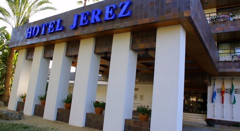 Book Jerez Spa Hotel Jerez De La Frontera Jerez